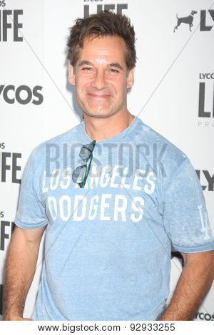 LOS ANGELES - JUN 8:  Adrian Pasdar at the LA Launch Of LYCOS Life at the Banned From TV Jam Space on June 8, 2015 in North Hollywood, CA