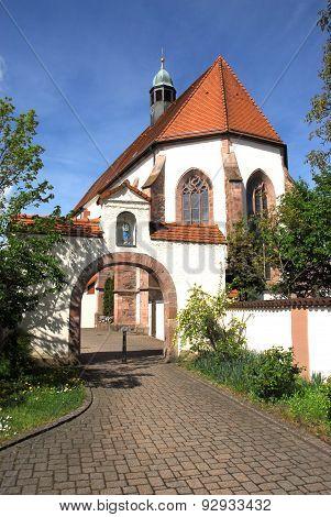 Historic Sanctuary Bickesheim