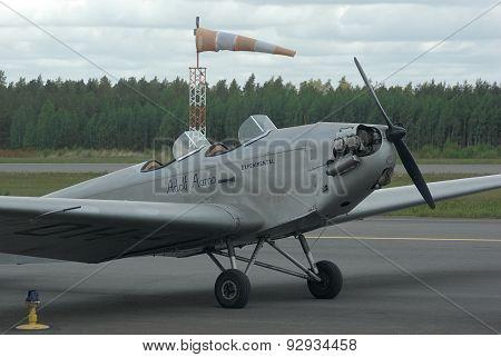 Klemm monoplane