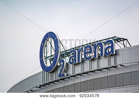 Prague O2 Arena Detail