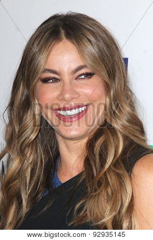 LOS ANGELES - JUN 8:  Sofia Vergara at the SAG Foundationâ??s 30TH Anniversary LA Golf Classi at the Lakeside Golf Club on June 8, 2015 in Toluca Lake, CA