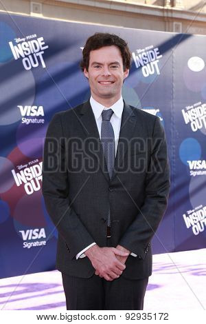 LOS ANGELES - JUN 8:  Bill Hader at the