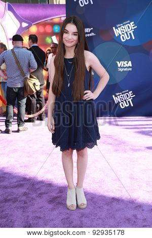 LOS ANGELES - JUN 8:  Landry Bender at the