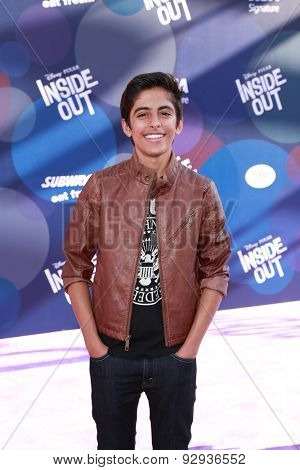 LOS ANGELES - JUN 8:  Karan Brar at the