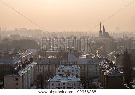 Ostrava In Smog