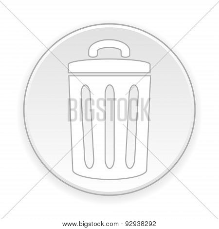 Garbage Button.