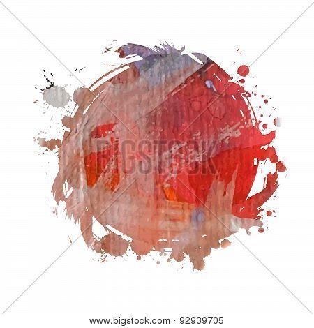 bright spot watercolor