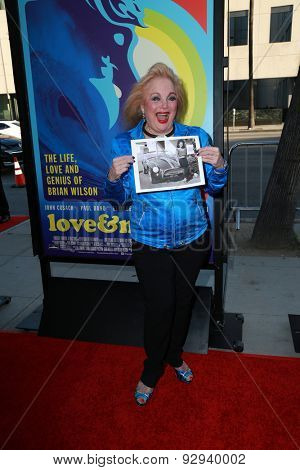 LOS ANGELES - JUN 2:  Carol Connors at the