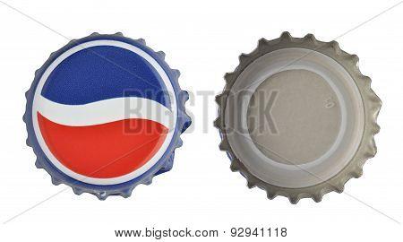 Pepsi Cola Caps