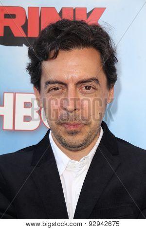 LOS ANGELES - JUN 8:  Kim Benabib at the HBO's
