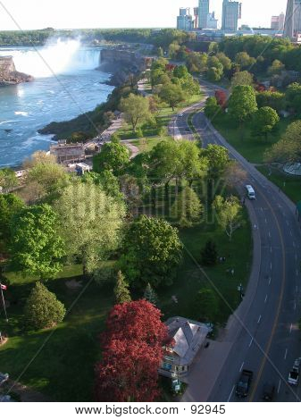 View Of Niagara