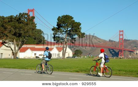Bridge Cyclists