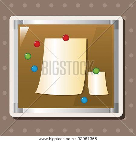 Bulletin Board Theme Elements