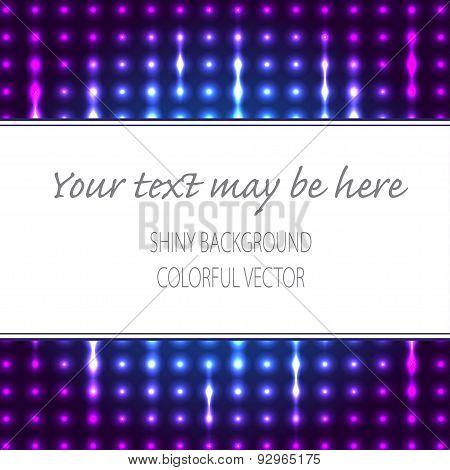 Vector corporate identity template.