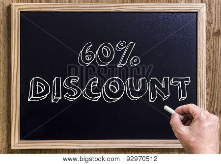 60% Discount