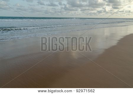Obama Beach In Cotonou, Benin