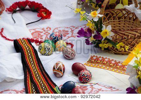 Ukraine tradition eggs Easter