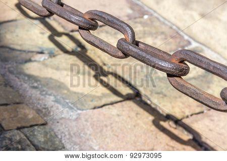 Heavy Brass Chain
