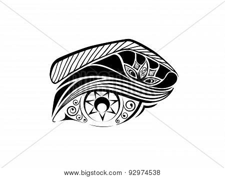 Ornate Eye
