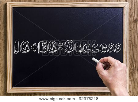 Iq+eq=success