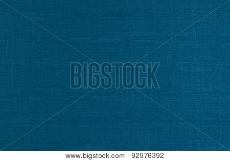 Deep Blue Leather Background