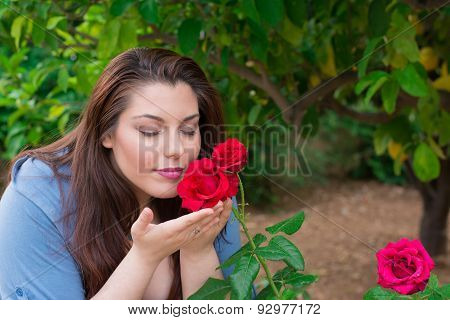 Smelling The Roses