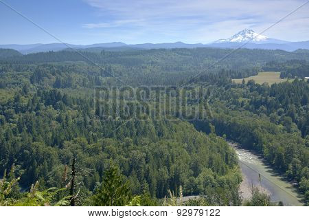 Jonsrud Viewpoint Sandy Oregon.