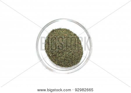 Chopped dried dill