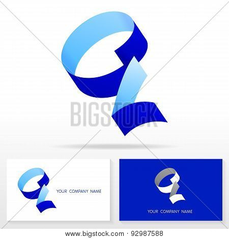 Letter Q logo icon design template elements - Illustration.