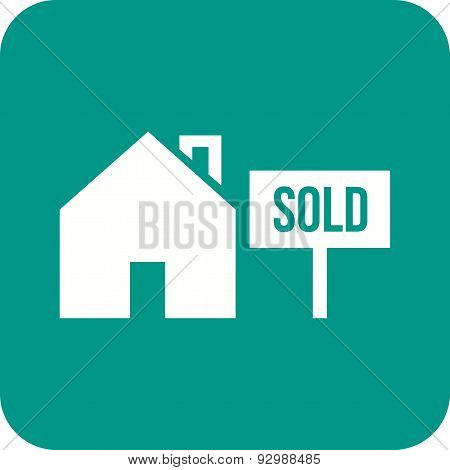 Sold Signboard