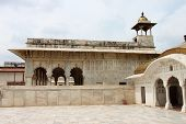 image of mughal  - Agra fort was the residence of the Mughal emperors of India - JPG