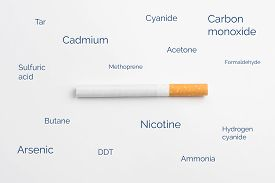 pic of toxic substance  - Cigarette and smoking  - JPG