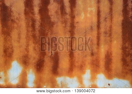 Abstract corroded colorful rusty metal background, rusty metal texture