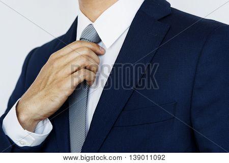 Businessman Expertise Professional Success Expert Concept