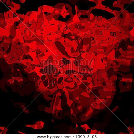 abstract modern dark red and black spotted seamless pattern texture background
