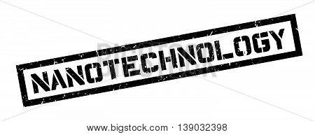 Nanotechnology Rubber Stamp