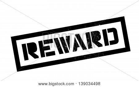 Reward Rubber Stamp