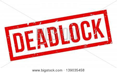 Deadlock Rubber Stamp