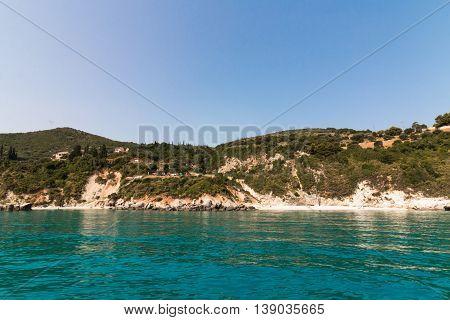 Xigia Beach, Zakynthos Island, Greece