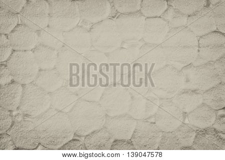 Extruded polystyrene foam texture background, close up
