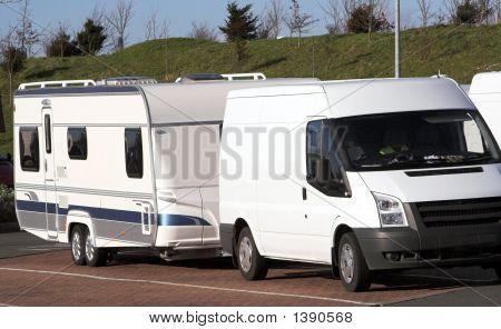 Touring Van