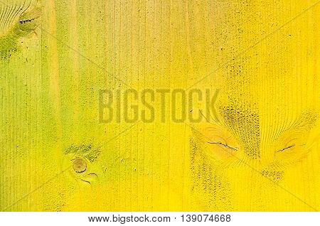 Texture of painted multi colored Wood Planks Background