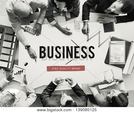 Work Business Contract Finance Cooperation Concept