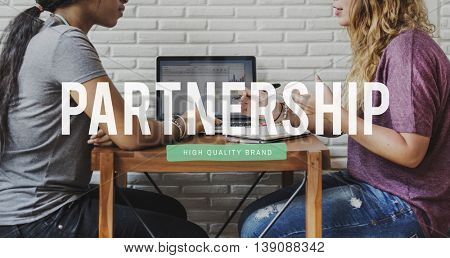 Project Market Research Planning Partnership Concept