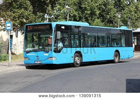 Budapest City Bus