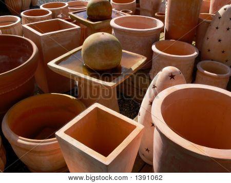 Terracotta Earthenware
