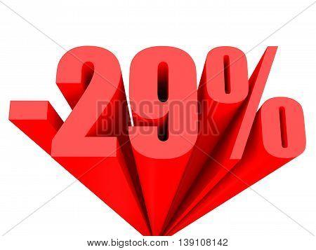 Discount 29 Percent Off Sale.