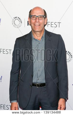 NEW YORK-OCT 12: Showtime CEO Matt Blank attends 'The Affair' screening at PaleyFest New York 2015 at The Paley Center for Media on October 12, 2015 in New York City.