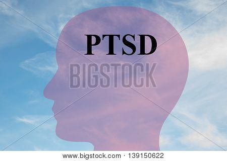 Ptsd Mental Concept