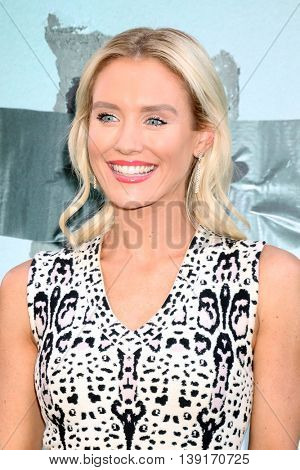 LOS ANGELES - JUL 19:  Nicky Whelan at the